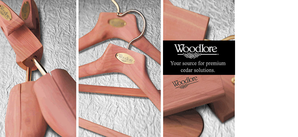Woodlore - Your source for permium aromatic cedar solutions.